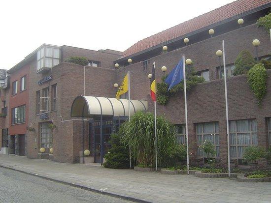 Edegem, Βέλγιο: gebouw