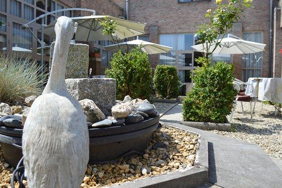 Edegem, Βέλγιο: binnentuin
