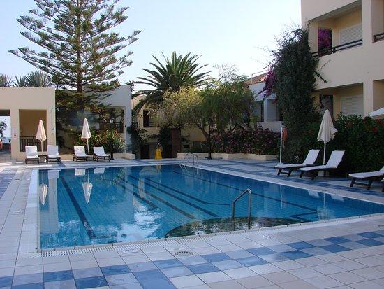 Creta Royal Hotel: la petite piscine