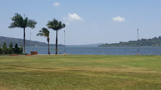Munyonyo Commonwealth Resort: Lake View