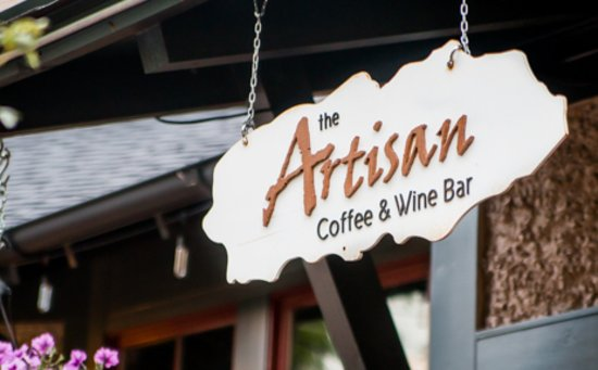 Black Mountain, Carolina del Norte: Artisan Gourmet Market