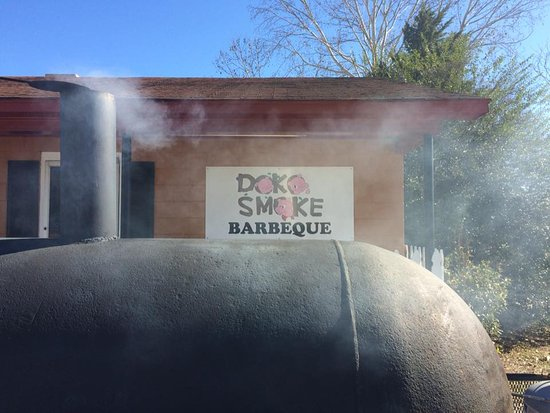 Blythewood, SC: It's all about the smoke!