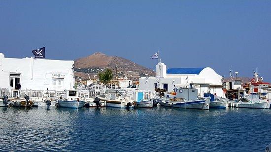 Naoussa, Greece: The small Church