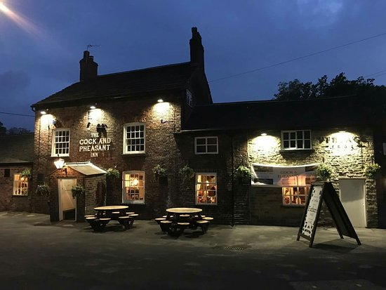 Macclesfield, UK: The Cock and Pheasant