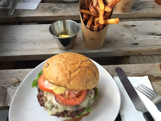 Image result for Bio Burger zell and see food