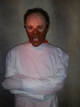 Branson, MO: Anthony Hopkins as Hannibal Lector!