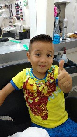 Kids Haircut | Kids Haircut Picture Of Kristine Spa Playa Del Carmen Tripadvisor
