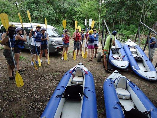 Capt. Tom's Tours: Rafting/Kayaking Adventure Tour