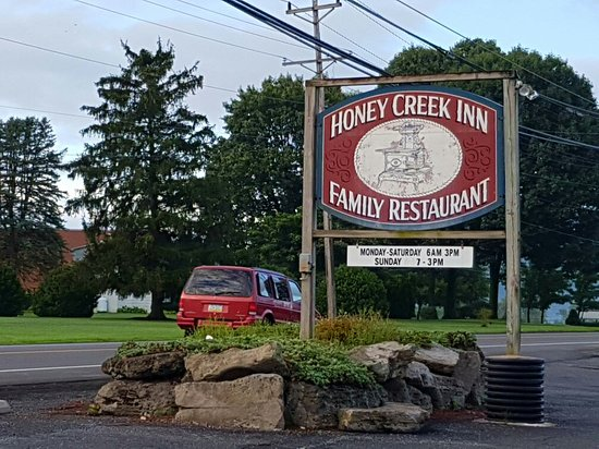 Reedsville, Pensilvanya: Honey Creek Inn Restaurant