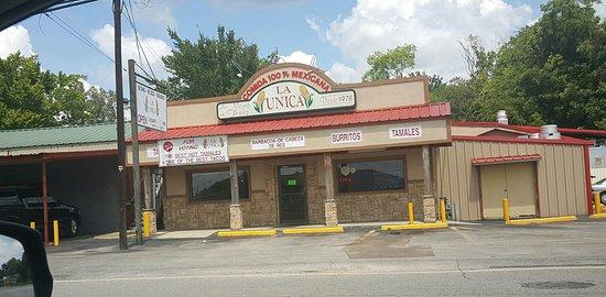 Lufkin, TX: La Unica Tortilleria