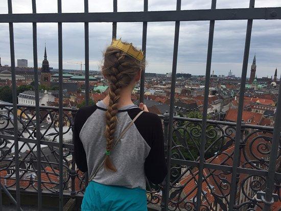 Torre Redonda (Rundetårn): Hello Copenhagen!