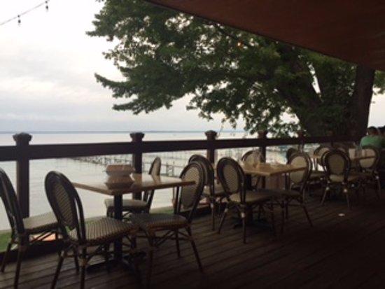 Houghton Lake, MI: Deck