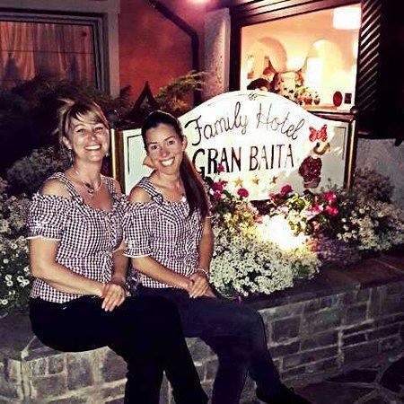 Family Hotel Gran Baita: Denise e Luisa Vi accolgono!