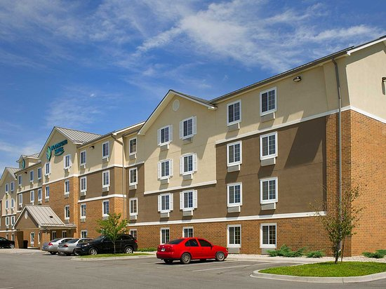 WoodSpring Suites Louisville Jeffersontown