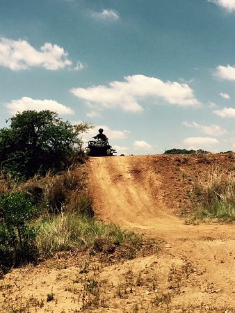 Hekpoort, Afrique du Sud : You can also find some quad biking venues close by (or even on the property if you have your own