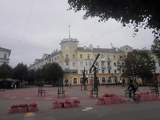 Restaurants Mogilev