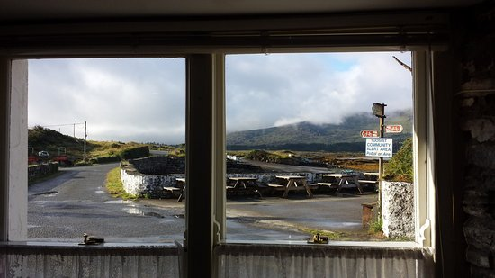 County Limerick, Ireland: The view from Helen's Bar