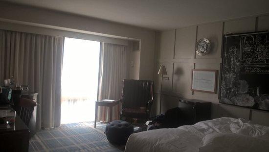 Charles Hotel: Нащ номер