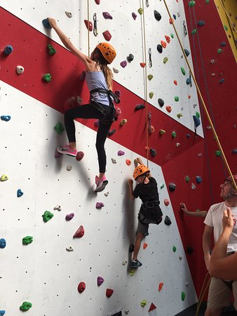 ‪‪Worcester‬, UK: Redpoint Climbing Centre‬