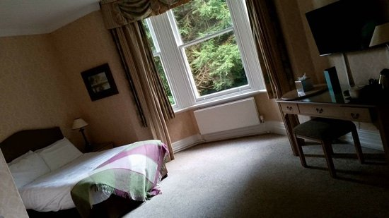 Makeney Hall Hotel: room 18
