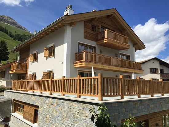 Celerina, Szwajcaria: Neues Haus II