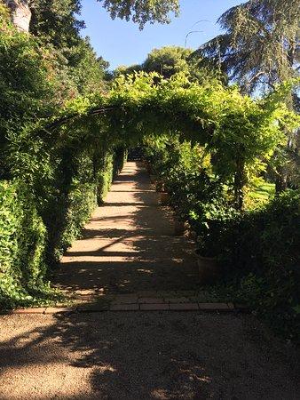 Garten Els jardins de Santa Clotilde