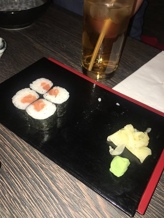 Best Sushi in SW London