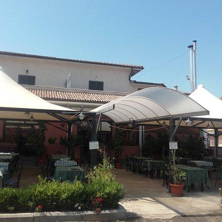 Fiano Romano, Italien: entrata