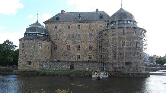 Orebro, السويد: castello di Orebro