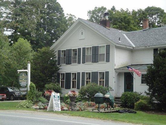 Weston, VT: Colman house