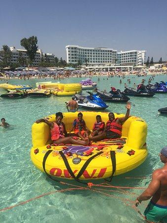 Nissi Beach Water Sports