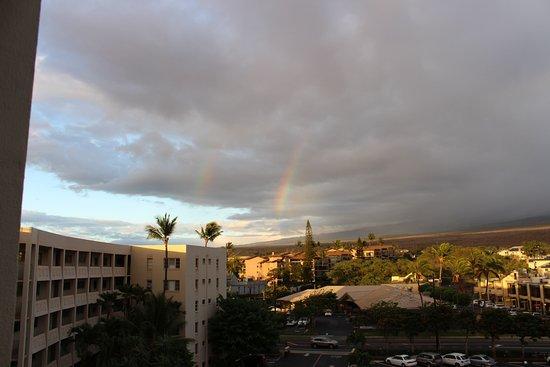 Royal Mauian: Double rainbow