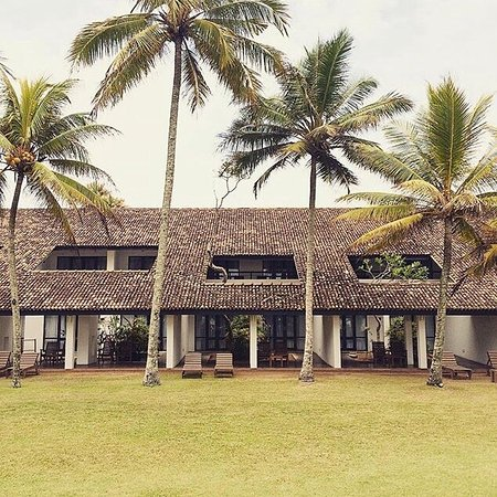 AVANI Bentota Resort & Spa: Una arquitectura fantástica