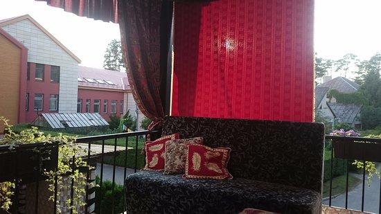 Birstonas, Lituania: the restaurant