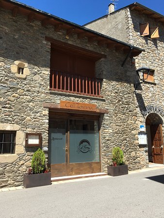 imagen Restaurant Cal Torru en Bolvir