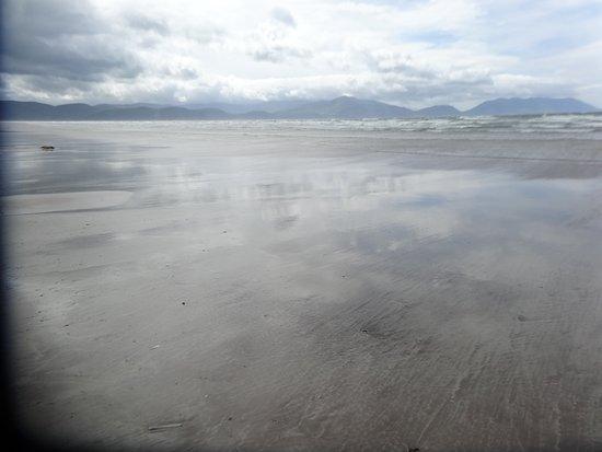 Inch, أيرلندا: Un miroir bleu...