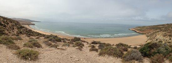 Dar Maris Maison d'hotes : plage de dunes