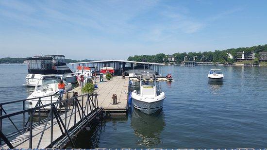 Lake Ozark, MO: What a fantastic view!