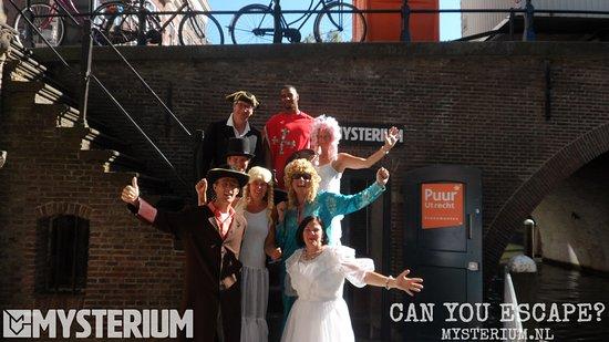 Mysterium Escape Room Utrecht