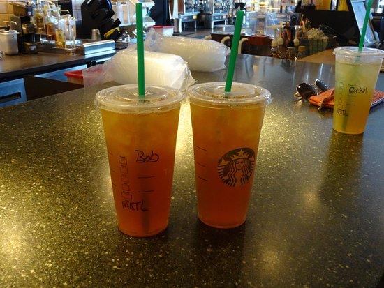 Rio Grande, NJ: Two refreshing drinks !