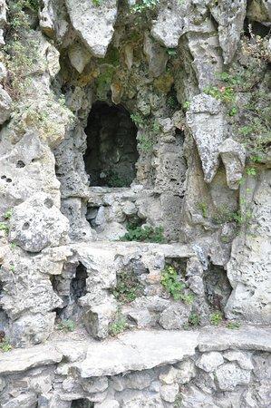 Tisbury, UK: Grotto