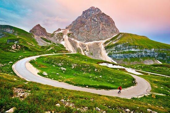 Slovenia: Mangart Pass