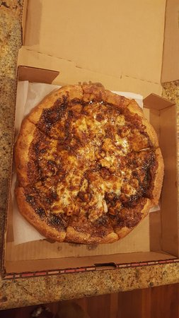 Katy, TX: Barbecue Chicken Pizza passed my family's taste test