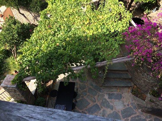 Casa Maria: Une des terrasses du petit-déjeuner