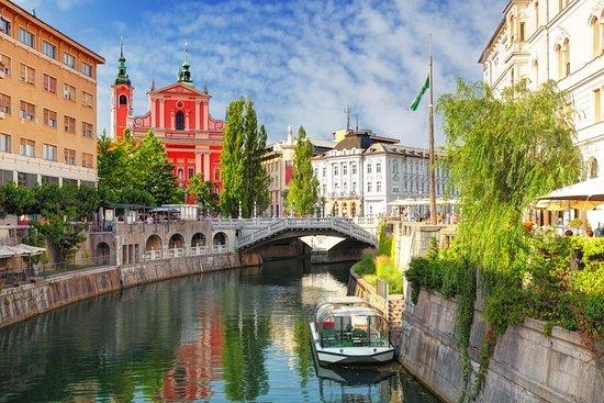 Slowenien: Ljubljana