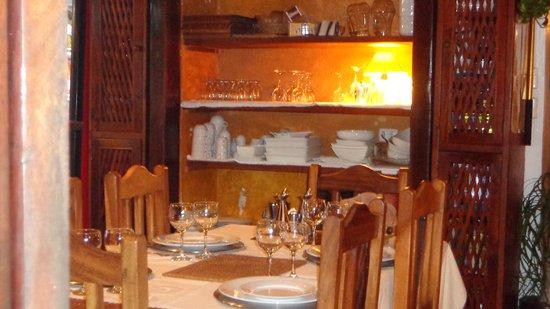 Posada Movida: Sala de Jantar