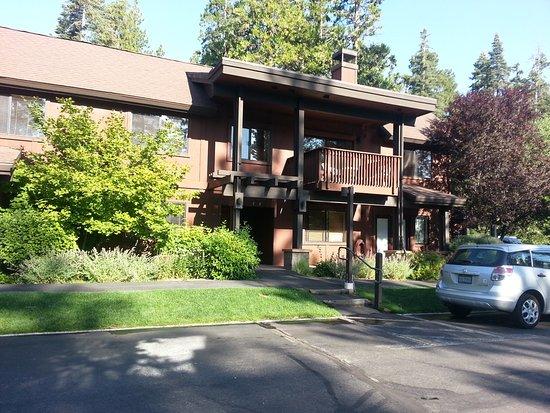 Granlibakken Tahoe : Room in the Executive Lodge