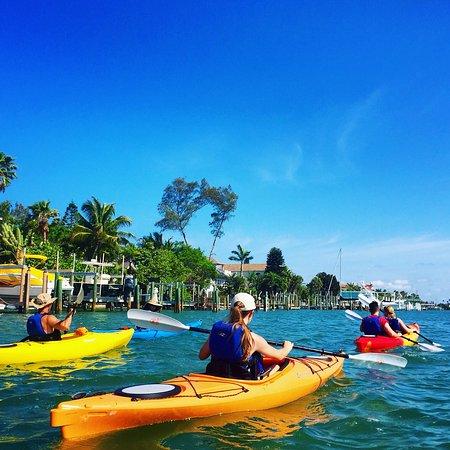 kayak rentals st pete beach