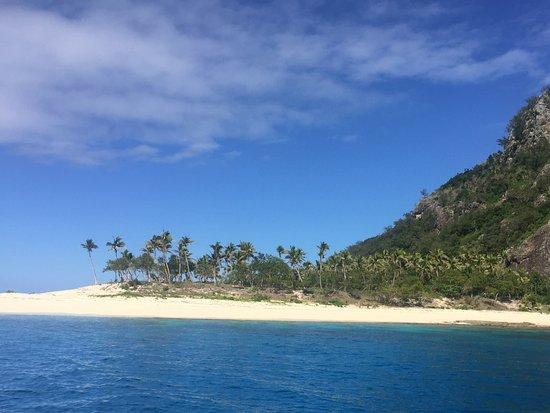 Musket Cove Island Resort: Castaway island