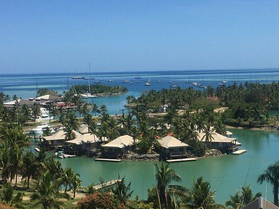 Musket Cove Island Resort: The island